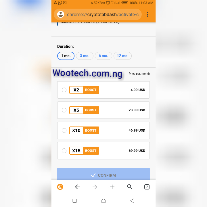 How To Earn Bitcoins On Crytotab Pro Browser For Free