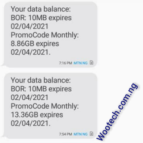 How To Get More Than 10gb Data For Free On Mtn