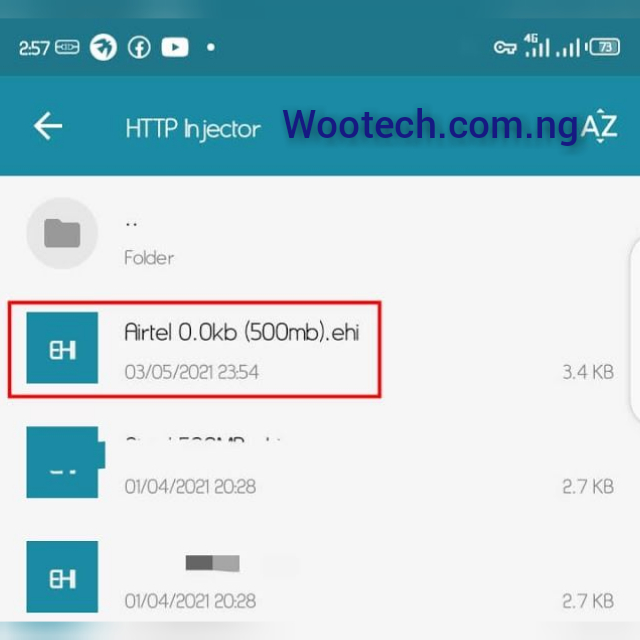 How To Get Free 500mb Daily On Airtel 0.0kb Http Injector Cheat