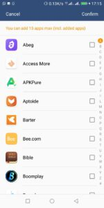 How To Hide Apps On Your Gionee Phone Via The Private Space Feature