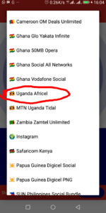 How To Activate Uganda Africell Free Browsing Cheat On Moko Vpn